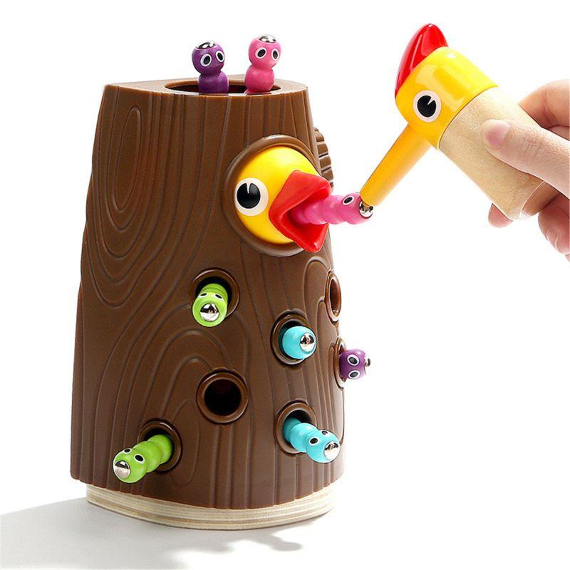 conjunto magnetico do jogo do brinquedo da crianca brinquedos pre escolares finos da habilidade do motor