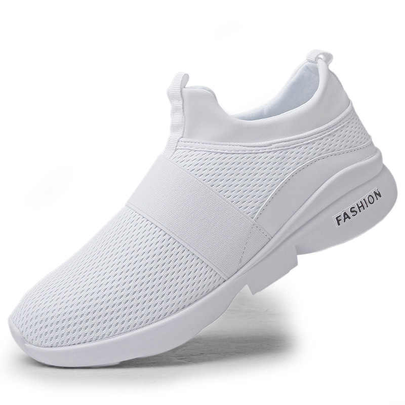 Yeni Bıçak koşu ayakkabıları Erkekler için Antiskid Sönümleme Taban Erkekler Atletik Eğitim Çalışma Sneakers Nefes Koşu Zapatills