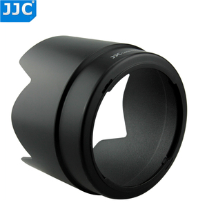 Image 5 - JJC حربة عدسة هود الظل لكانون EF 70 200 مللي متر f/4L هو USM/EF 70 200 مللي متر f/4L USM استبدال ET 74 يحل محل ET 74