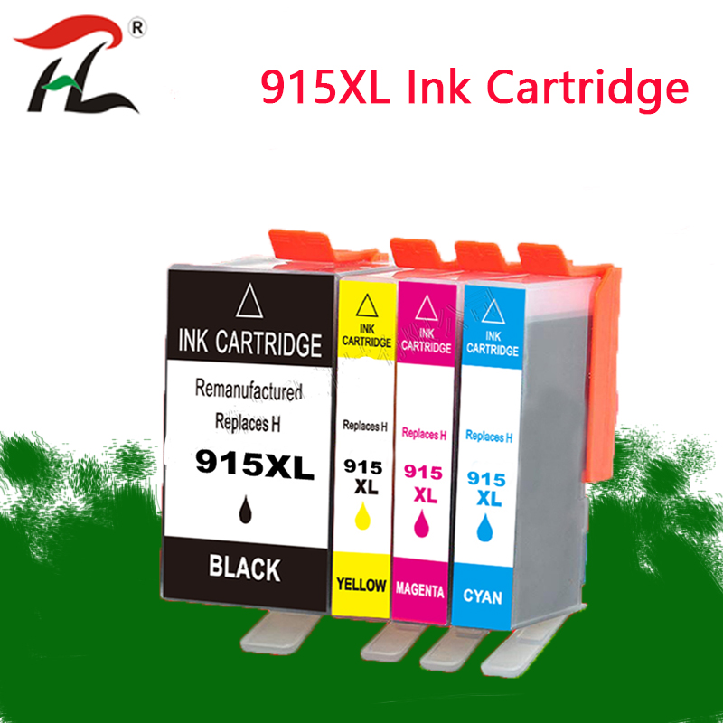 915XL Compatible For HP915XL HP 915XL Ink Cartridges For HP OfficeJet Pro 8020 8025 8028 915XL919