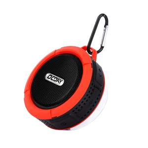 Wireless Speaker Driver Hands-Free Waterproof Portable Suction-Cup Outdoor with 5W Built-In