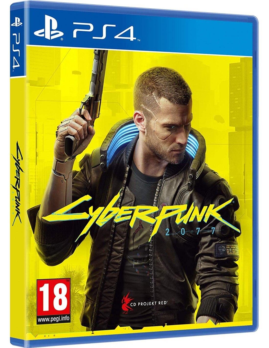Videojuego Cyberpunk 2077 Edicion Day One PS4|Ofertas de juegos| - AliExpress
