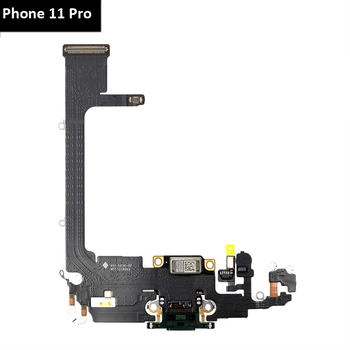 OEM Original For iPhone 11 Pro Charging Connector Assembly  for iPhone 11 Pro Charging Flex cable