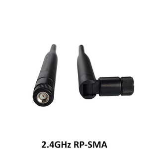 Image 4 - 50pcs 2.4 GHz Antenna wifi 5dBi WiFi Aerial RP SMA Male 2.4ghz antena wi fi Router+ PCI U.FL IPX to RP SMA Male Pigtail Cable