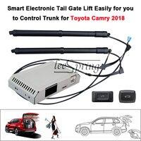 Elevador elétrico da porta da cauda do carro para toyota camry 2018 com trava