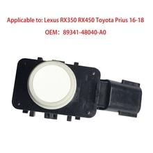 89341-48040 Car Bumper Parking Sensor Parking Sensor Parking Assist Sensor for Lexus RX350 RX450 Toyota Prius 16-18