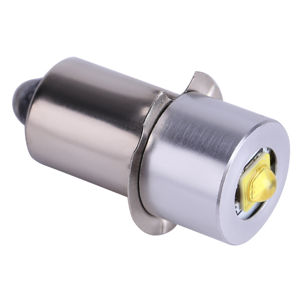 5W 6-24V P13.5S High Bright LED Emergency Work Light Lamp Flashlight Replacement Bulb Torches Flashlight Replacement Bulb
