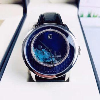 Męskie zegarki mechaniczne luksusowe marki zegarki automatyczne Relojes Para Hombre Casual Fashion Retro zegarki w stylu chińskim tanie i dobre opinie POEDAGAR 5Bar CN (pochodzenie) Klamerka z zapięciem Moda casual Samoczynny naciąg 24cm STAINLESS STEEL Odporna na wstrząsy