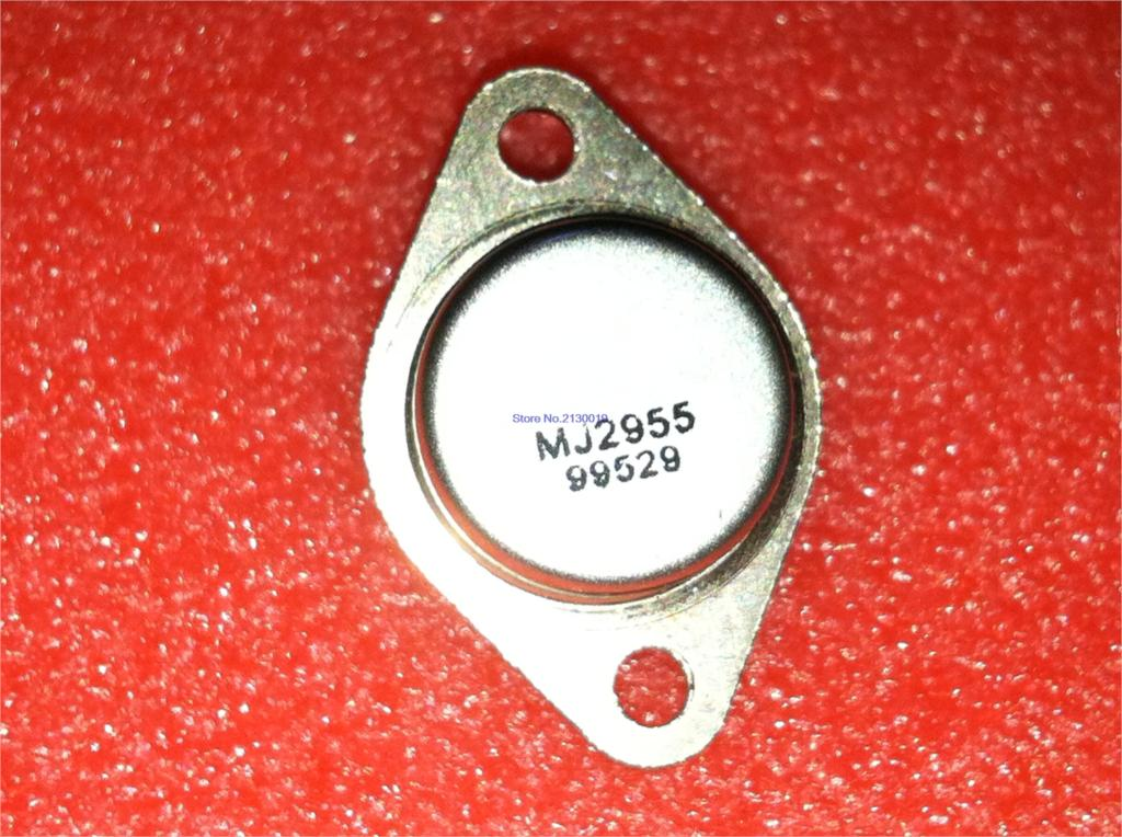 5pcs/lot MJ2955 TO-3 15A 60V 2955 TO-3 In Stock