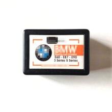 Para bmw mini cooper e60-e84-e87-e90 série 3 série 5 elv esl bloqueio de direção emulador plug and start