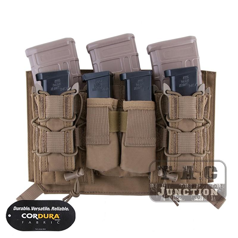 Emerson LBX-4020F Assaulter Molle Panel EmersonGear Tactical Vest Front Panel For LBX-4019 / LBX-4020 Armatus Plate Carrier