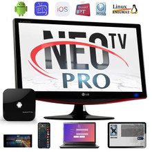 NEOTV PRO NEO PRO NEOX for Arabic ip french Belgium Canada neo tv pro Morocco For Smart tv Android Box m3u neotv test