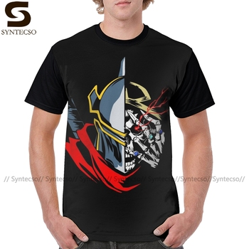 Overlord T Shirt Momonga T-Shirt Graphic Basic Tee Cute Polyester XXl Tshirt