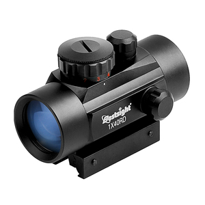 1x40 Red Dot Sight Lens Sight Lens Hunting Gun Red And Green Dot 11/20mm Dovetail For Rifle Outdoor Air Gun