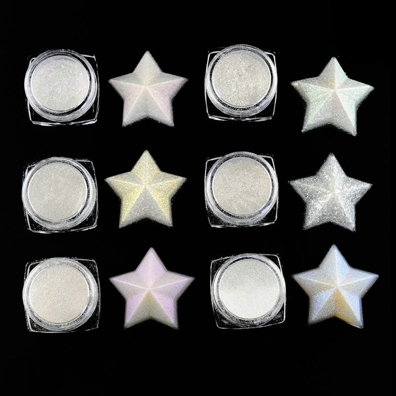 Resin Dye Polarized Powder Mica Pearl Pigments Colorants For Soap Resin Jewelry 85WD