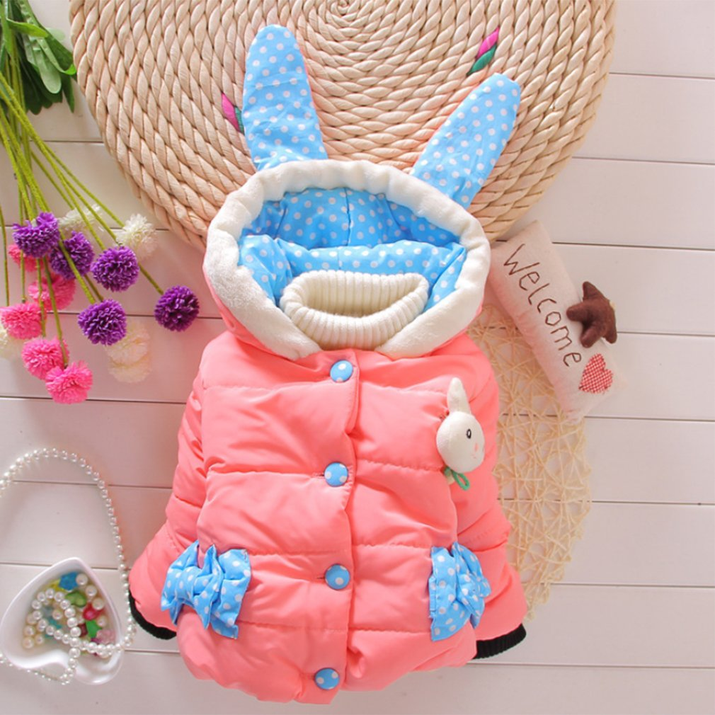 Europe And America Autumn And Winter New Round Neck Long-sleeved Cloak Type Woolen Warm Children's Coat
