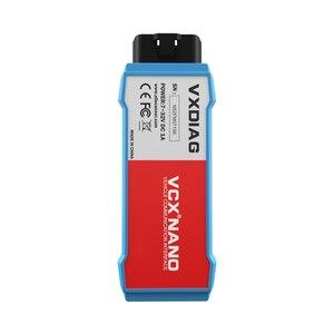 Image 3 - VXDIAG VCX NANO For Ford For Mazda OBD2 Car Diagnostic Tool 2 in 1 IDS V115 WiFi automo Obd2 Scanner PCM, ABS PK fvdi j2534