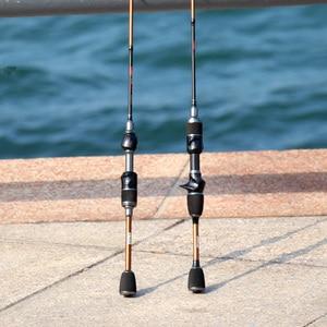 Image 5 - Skmially flexible ul spinning rod 1.68m1.8m 1 5g lure weight ultralight spinning rods ultra light casting spinning fishing rod