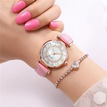 Luxury Crystal Women Bracelet Watches Brand Fashion Diamond Ladies Quartz Watch Leather Female Wristwatch Montre Femme Relogio kevin fashion women red watch student quartz analog watches leather wristwatch elegant vintage casual crystal montre femme hour
