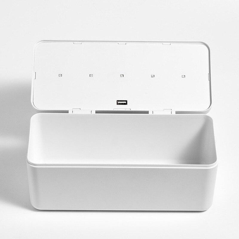 Phone UV Sterlizer Box For iPhone 11 X 7 8 XR For Xiaomi Redmi Note 9 8 Samsung Huawei Mask UVC Lamp Steriliser Sterilizer Box