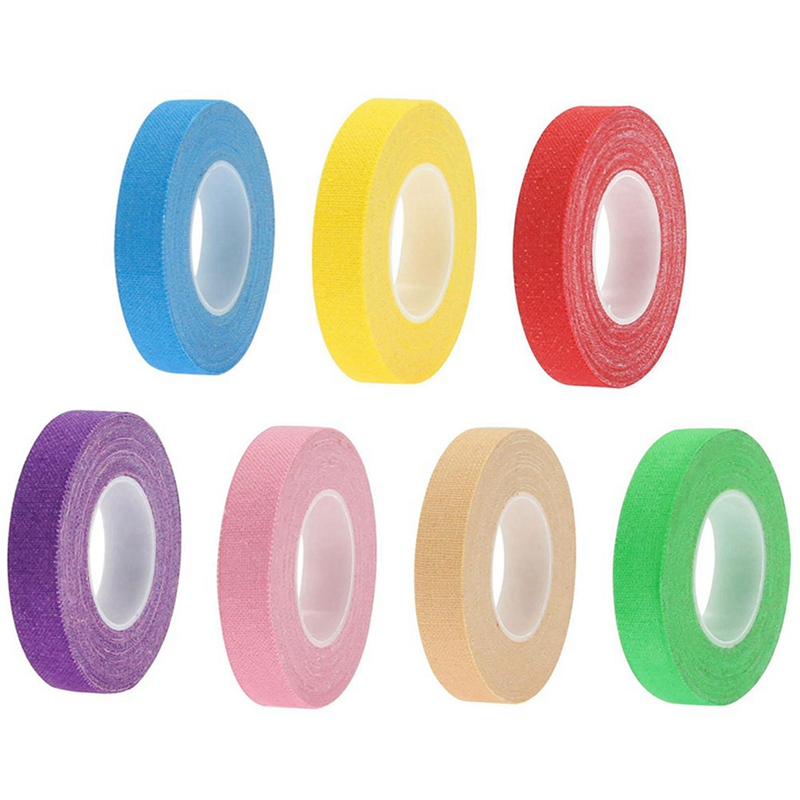 1cm*5m 2019  Sports Binding Elastic Tape Roll Zinc Oxide Physio Muscle Strain Injury Support