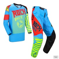 pants and jersey off road motorcycle combination MX motorcycle racing suit motorcycle off road vehicle MX ATV gear set