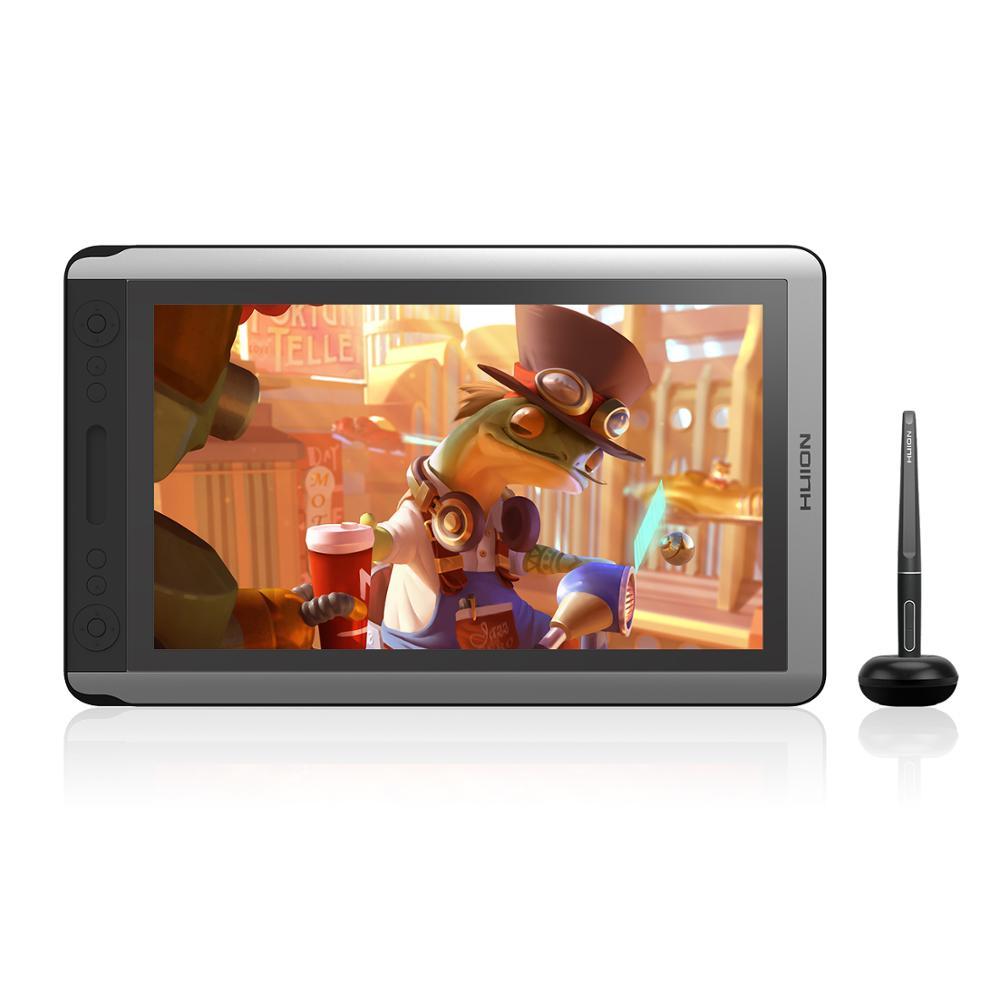 "HUION Kamvas 16 15.6"" Graphics Drawing Monitor AG Glass Digital Pen Tablet Display Monitor 8192 Upgraded Version Of GT-156HD V2"