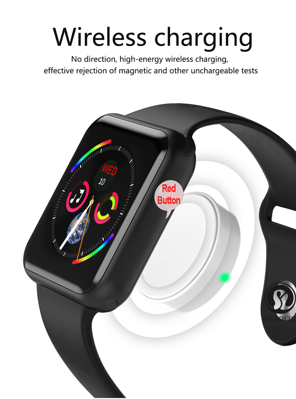 iPhone SmartWatch Dollar taste) 5