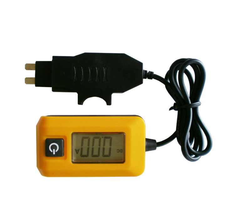 12V Car Fuse Current Tester Analyzer Auto Electrical Circuit Module Automotive Electronic Board Measure Diagnostic Tool Ammeter|  - title=