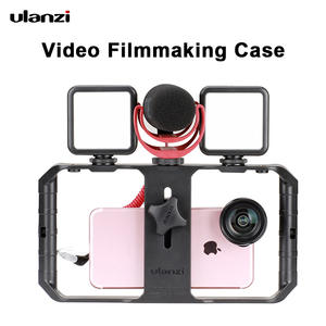 Case Cell-Phone-Stabilizer Video-Rig Smartphone Filming-Accessories Ulanzi Filmmaking