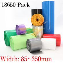 Heat-Shrink-Tube Cover Film-Sleeves Tubing Insulation Sheath Li-Ion-Wrap Lithium-Battery