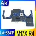 LA-8341P материнская плата для ноутбука Dell Alienware M17X R4 оригинальная материнская плата 100% тест