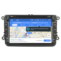 For VW Golf Plus MK4 MK5 EOS Passat B6 B7 CC Jetta Caddy Android 9.0 Car DVD Radio Stereo Multimedia Navigator Head Unit