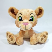 Only 5 pcs in stock  26CM Original The Lion King Simba Nana Soft Plush Toys Stuffed Dolls for Chidlren Gift