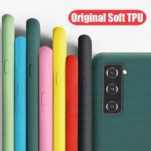 Dành Cho Samsung Galaxy Samsung Galaxy S21 Dành Cho Samsung S21 Plus Ultra 5G S21 FE Bao Chống Sốc Ốp Lưng TPU Mềm Mỏng matte Ốp Mặt Sau Điện Thoại