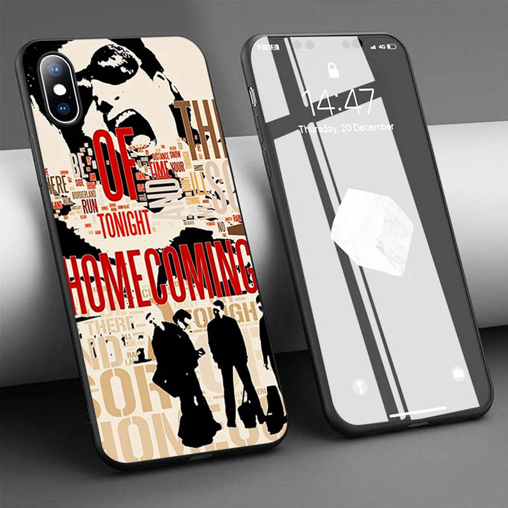 Coque U2 All That You Can t Leave Behind Soft Silicone Phone Case for iPhone 11 Pro Max X 5S 6 6S XR XS Max 7 8 Plus Case Cover image