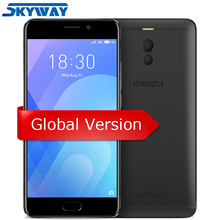 Original Meizu M6 NOTE Snapdragon 625 3GB RAM 16GB ROM 4G LTE 5.5″ 1080P 4000mAh Android Smartphone Fast Charge