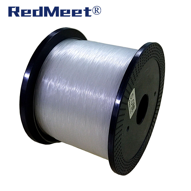 1000m RedMeet Fishing Line Super Strong 1000m Nylon Fishing Line  1.12KG-13KG transparent color Monofilament Main Line