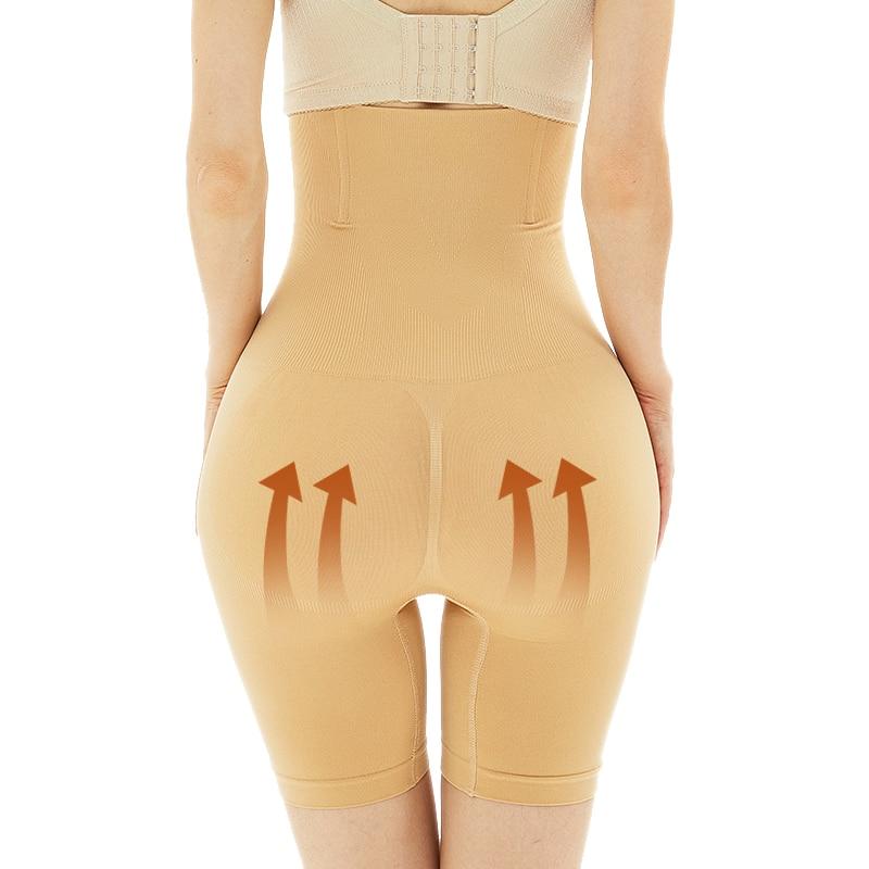 High Waist Trainer Shaper Tummy Control Panties Hip Butt Lifter Body Shaper Slimming Underwear Modeling Strap Briefs Panty
