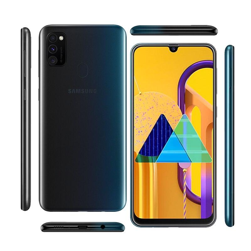 "Image 5 - Samsung Galaxy M30s Mobile phone 6GB 128GB 6.4"" sAMOLED Display 6000 mAh Battery 48MP Triple Camera SmartphoneCellphones   -"
