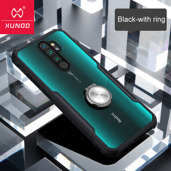 For Redmi Note 8 Pro Case XUNDD Airbags Shockproof Bumper Transparent Case for Redmi Note 8 Pro чехол for Redmi Note 8 Case 1