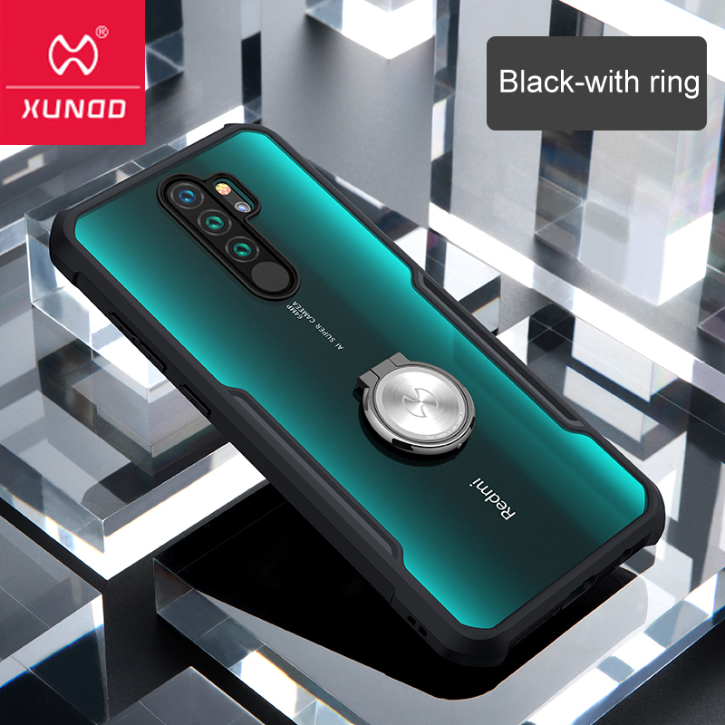 For Redmi Note 8 Pro Case XUNDD Airbags Shockproof Bumper Transparent Case for Redmi Note 8 Pro чехол for Redmi Note 8 Case|Fitted Cases| |  - title=