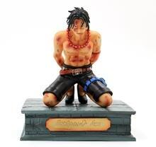Figura de acción de One Piece, estatua de PVC, juguetes de modelos coleccionables