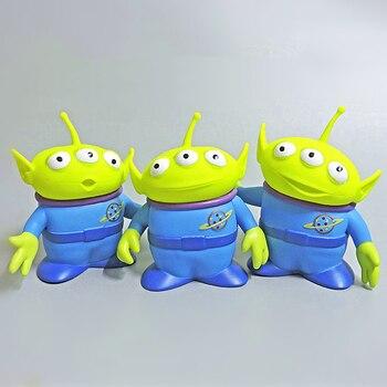 Figura de acción de Disney Toy Story 3 tipos, Alien, modelo de...