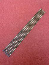 New 5 PCS/lot 34LED 297mm LED backlight strip for LM230WF3 SLK1 P2314HT S230HL 230MUH 230A32 6916L 1125B 1125A
