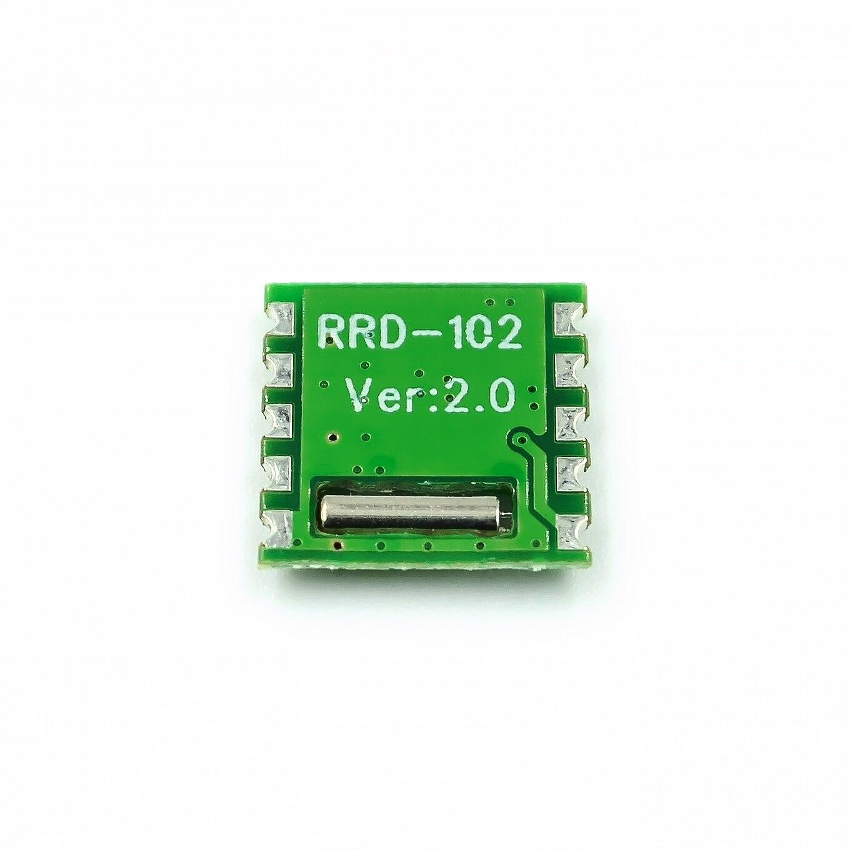 10PCS FM Stereo Module Radio Module RDA5807M RRD-102V2.0 Wireless Module