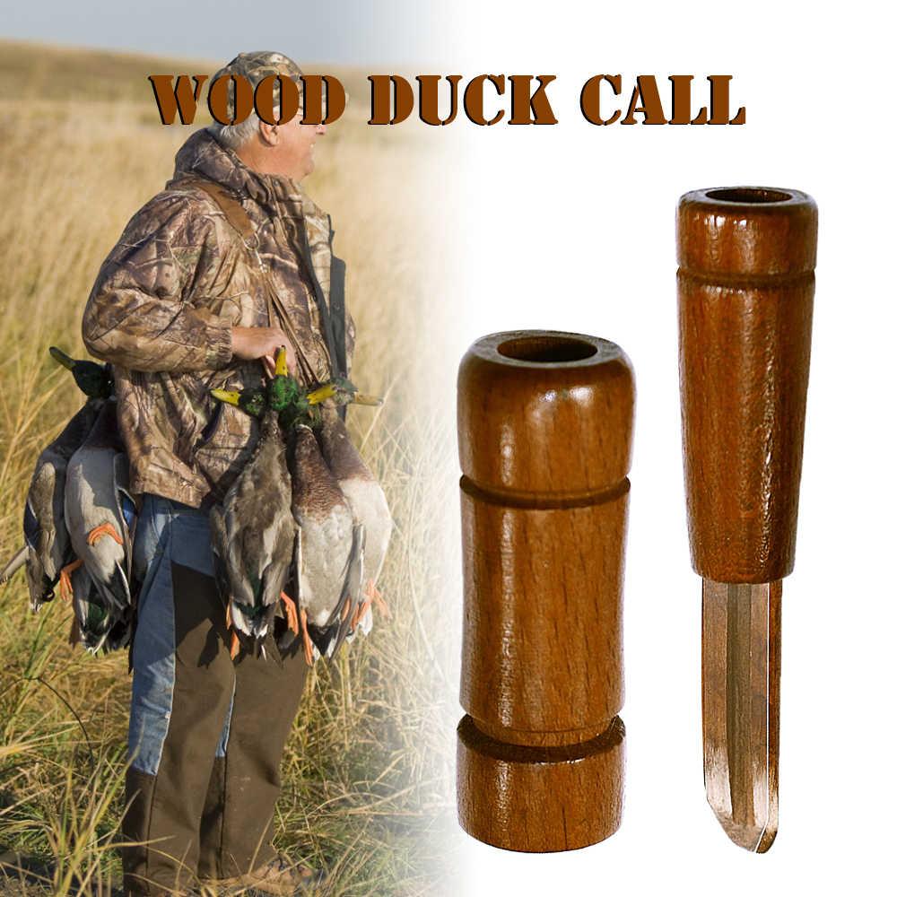 في الهواء الطلق الصيد الخشب دعوة بطة صافرة هنتر البني البلوط الخشب تهب بطة البرية الطيور أوزة المتصل الصيد التبعي