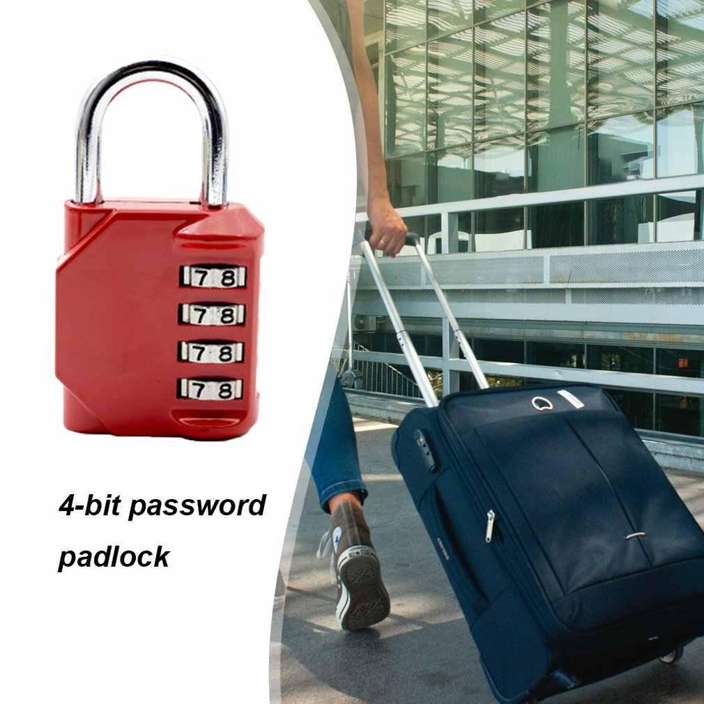 Dial cyfrowe hasło blokada kombinacja walizka bagaż metalowa kłódka kodowana siłownia basen szafka kuchenna szafka