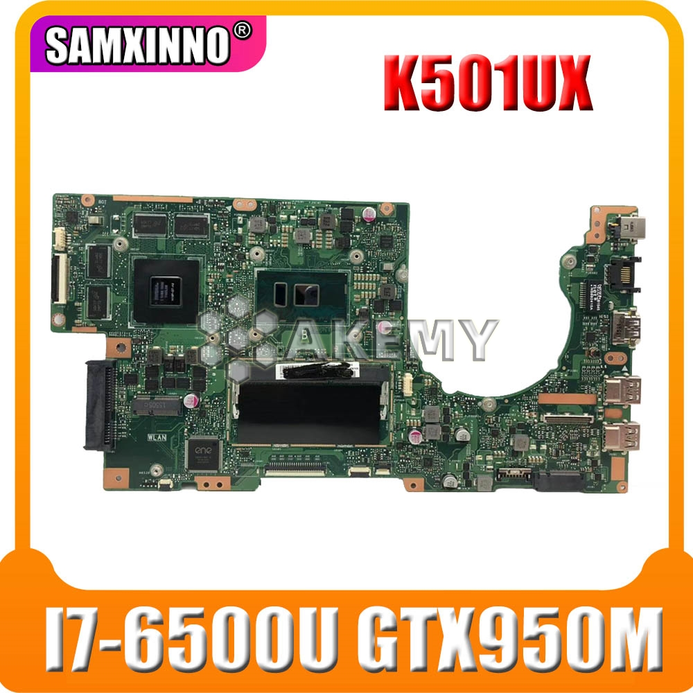 For Asus A501L K501U V505L K501LB K501 K501LB5200 Laptop CPU Cooling Fan Cooler
