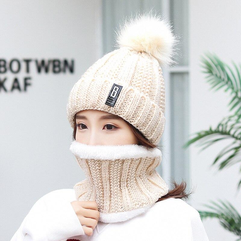 Купить брендовые зимние вязаные шапочки для женщин